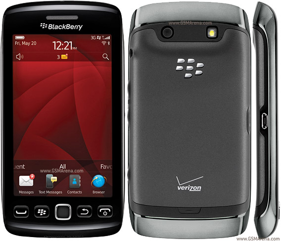 BlackBerry Torch 9850 SmartPhone 5MP wi-fi Images/Pictures