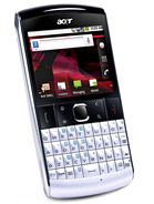 Acer beTouch E210 MORE PICTURES
