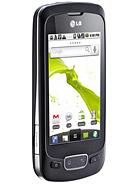 LG Optimus One P500 MORE PICTURES