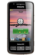 Price of Philips Mobile X622