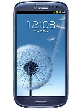 Samsung I9300 Galaxy S III<br /> MORE PICTURES