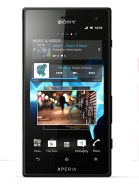 Sony Xperia acro S<br /> MORE PICTURES