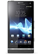 Sony Xperia S<br /> MORE PICTURES