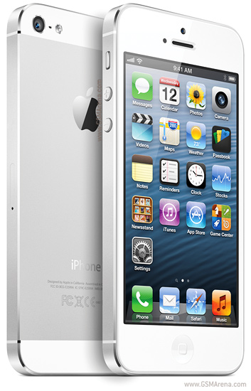 Apple iPhone 5 Coming soon Apple-iphone-5-white