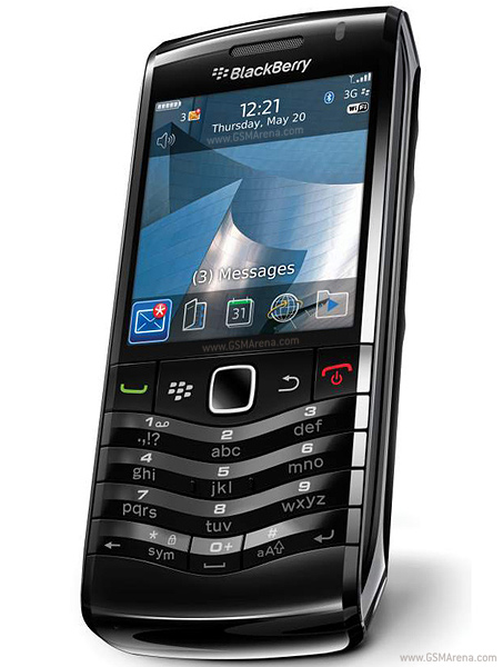 BlackBerry Pearl 3G 9105 SmartPhone 2MP wi-fi Images/Pictures
