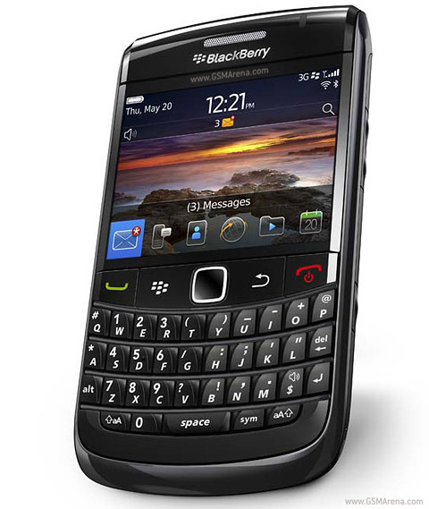 BlackBerry Bold 9780 SmartPhone 5MP wi-fi Images/Pictures