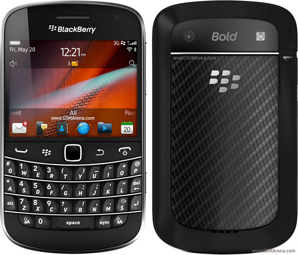 blackberry bold touch 9900 1