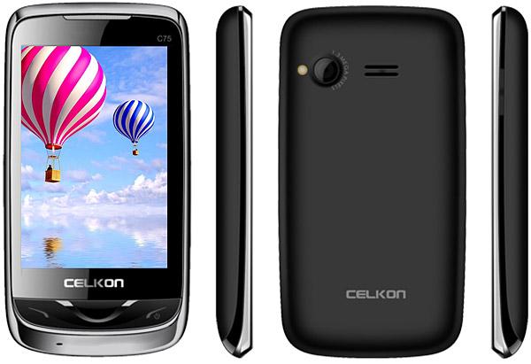 Celkon C75