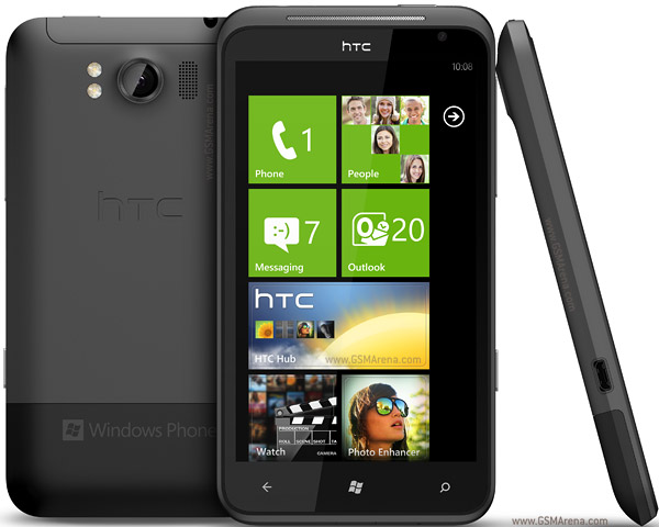 HTC Titan specs and pictures Specifications,HTC Titan Windows Phone 7.5 Mango smartphone GSM