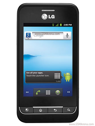 LG Optimus 2 AS680 reviews and specifications