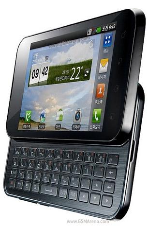 LG Optimus Q2 LU6500