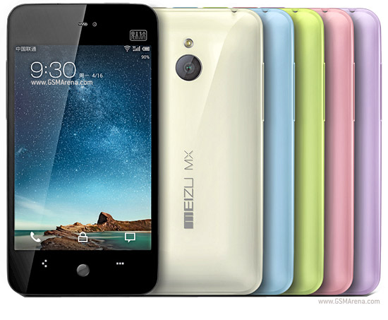 "Meizu MX (4"", quad core, Android 4.0 , 64 GB)"