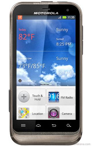 Motorola defy nuevo!!! MODELO!...