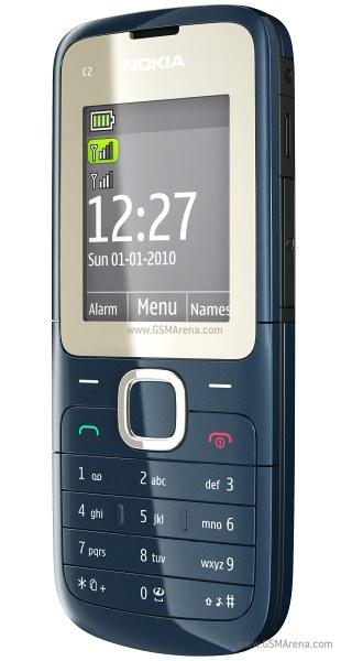 Nokia C2-00 جديد نوكيا لعام