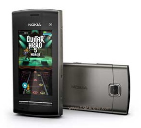 Nokia 5250 2MP Symbian SmartPhone Pictures/Images