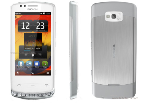 Nokia 700 wi-fi 5MP Symbian SmartPhone Pictures/Images