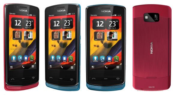 ثلاثة هواتف جديدة نوكيا نوكيا