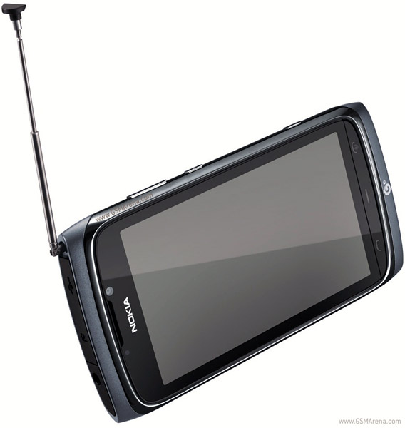 Nokia 801T Review and secifications