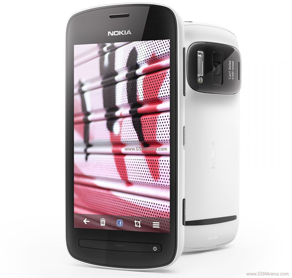 Nokia 808 PureView SmartPhone Pictures/Images
