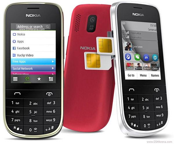 Nokia Asha 202 Phone Pictures/Images