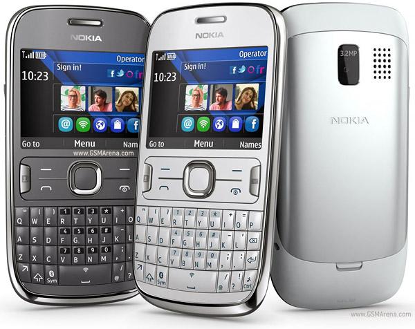 Nokia Asha 302 Pictures/Images