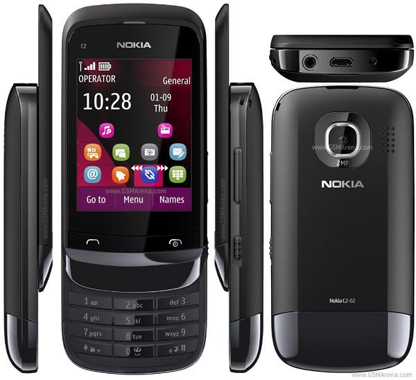 Nokia C2-02 Nokia-c2-02-all