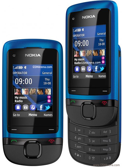Nokia C2-05 Mobile Pictures/Images