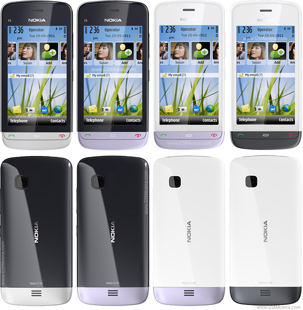 Nokia C5-05 Symbian SmartPhone Pictures/Images