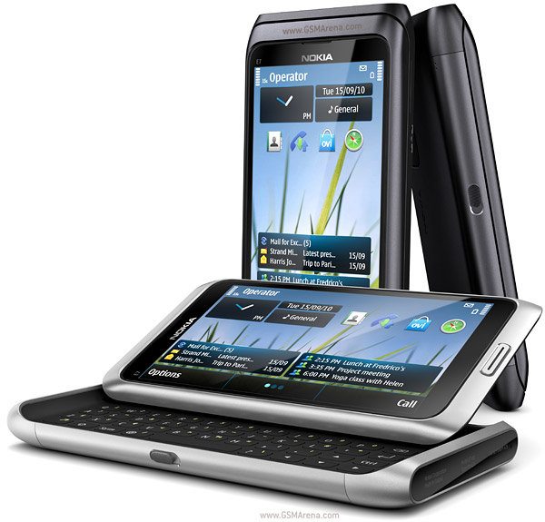 Nokia E7 wi-fi 8MP Symbian SmartPhone Pictures/Images