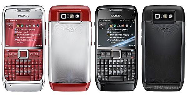 NOKIA E71 Red giá cưc hót