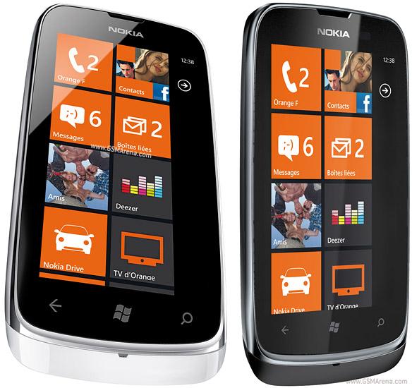 Nokia Lumia 610 NFC pictures