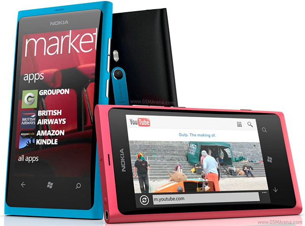 Nokia Lumia 800 Windows Mobile SmartPhone pictures/Images