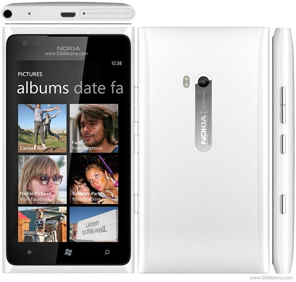 Nokia Lumia 900 Windows Mobile SmartPhone Pictures/Images