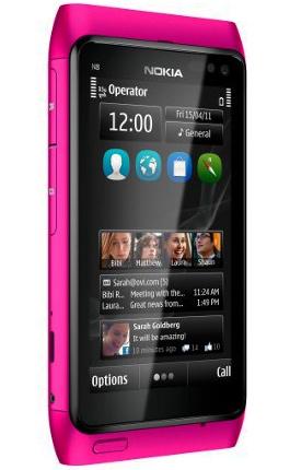 Used Nokia N8