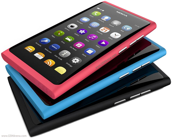 Nokia N9 wi-fi 8MP SmartPhone Pictures/Images