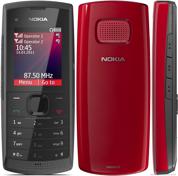 Nokia X1-01 Mobile Phone Pictures/Images
