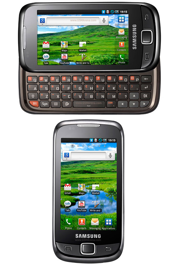 Handphone android galaxy 551