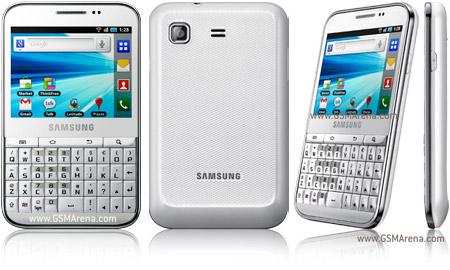 Samsung Galaxy Pro B7510:
