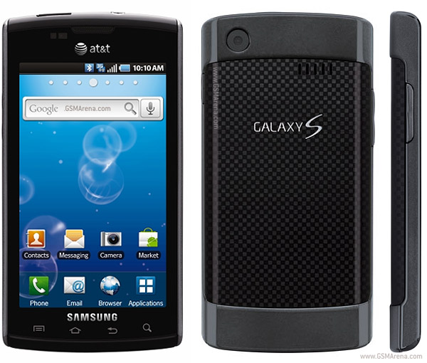 Samsung i897 Captivate