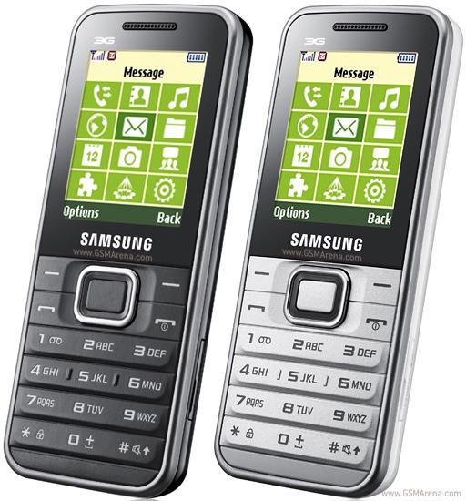 Samsung E3210 handphone HSDPA harga murah, hape batangan canggih ...