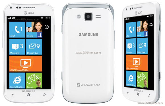 Samsung Focus 2 I667 Windows Mobile SmartPhone 5MP wi-fi Pictures/Images