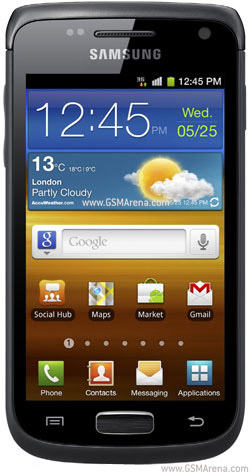 Waiting Lounge Samsung Galaxy W I8150