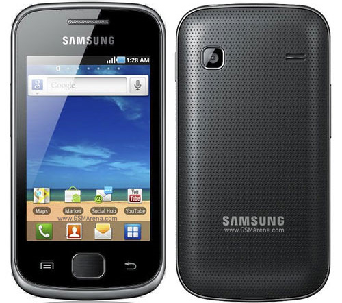 [Official Lounge] Samsung Galaxy Gio GT-S5660 - Part 4