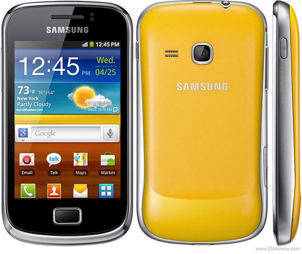 الفلاشة العربية الأصلية سامسونغ Samsung Galaxy mini S6500D