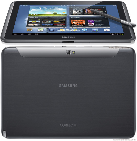 Samsung Galaxy Note 10.1 N8000 5MP wi-fi Android Tablet Pictures/Images