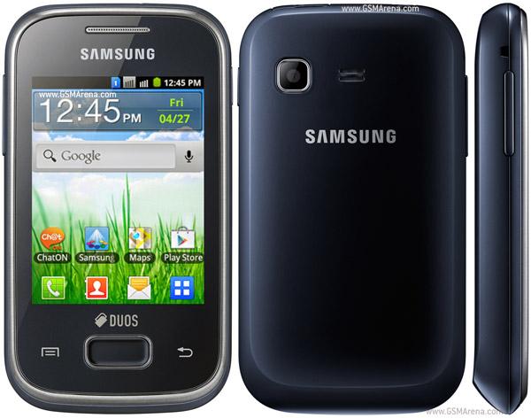 Samsung Galaxy Pocket Duos S5302
