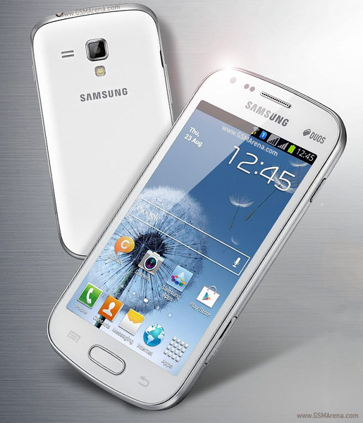 Samsung Galaxy S Duos S7562 Android SmartPhone Pictures/Images