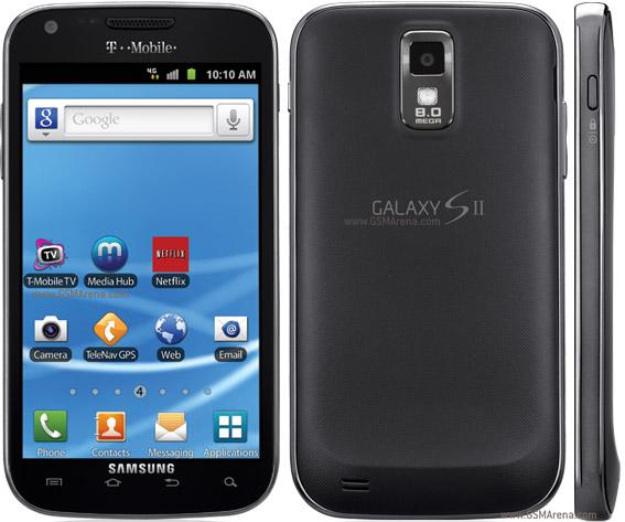 Dịch vụ cài đặt cho Samsung Galaxy SII T989
