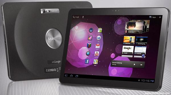 Schematic Samsung P7100 Galaxy Tab 10.1v