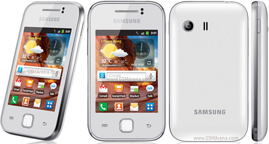 Service Manual Samsung Galaxy Y S5360